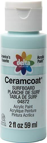 Plaid Delta Ceramcoat Acrylfarbe Surfboard