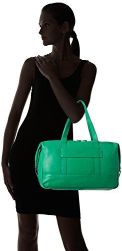 DELSEY  Bolsa de viaje, 21 cm, 14 L, Verde