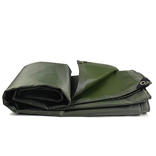 JIAYUAN Abdeckplane Wasserdicht Tarps wasserdicht Boden Zelt Anhängerabdeckung   Große Mehreren Größen -0.55mm 550g/m² schwere Qualität (Size : 3x5m)