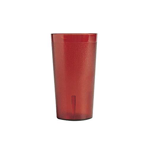 Cambro 1200p2156 Colorware Rouge rubis Verre de 357,2 gram - Douzaine
