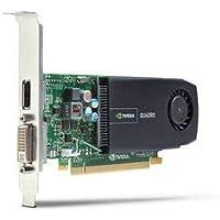 HP A7U60AT NVIDIA Quadro 410 Scheda Grafica 512MB,