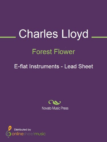 Flat Flowers (Forest Flower - E-flat Instruments (English Edition))