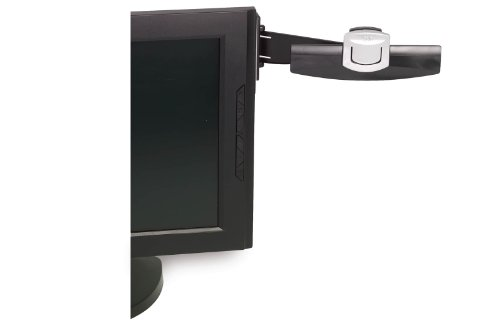 3M Document Clip DH240MB - Copy holder - black, silver Test