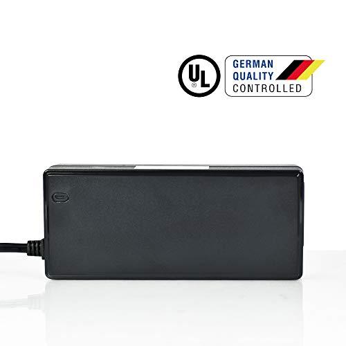 Leicke 75W Netzteil 12V 6.25A   5,5 * 2,5mm   kompatibel mit LED Streifen SMD Typ 2835, 3528, 5050 etc.   Inklussive Adapter für LED Streifen und 2,5 auf 2,1 Adapter 6.25