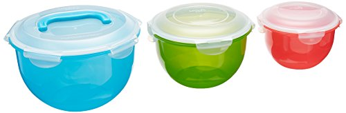 Lock & Lock 6 pièces Set à Salade Fruit bol sans BPA