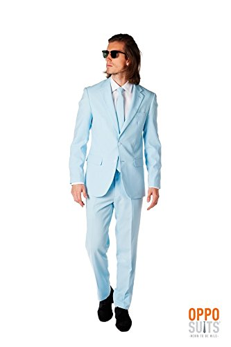 Cool Blue - SlimFit - EU 50 (Coolste Kid Kostüme)