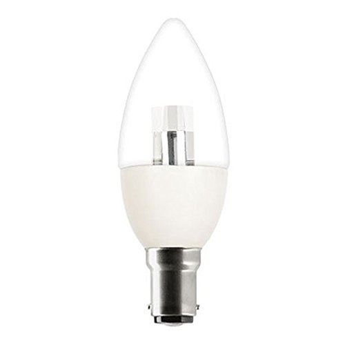 Ge lighting-LED DECOR 4.5 W Grad Flam