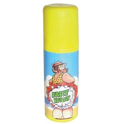 Pupsspray Stinkbombe Scherzartikel Furzspray 50 ml (Furz-dosen)