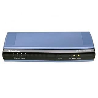 AudioCodes MP-114-4O-SIP 4fxo ports (sip) Gateway by AudioCodes
