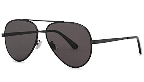 Saint Laurent Sonnenbrillen CLASSIC 11 ZERO BLACK/GREY Herrenbrillen