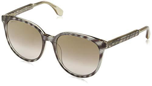 Jimmy Choo Sonnenbrille Reece/S Nh Strpglttr Bw, 55