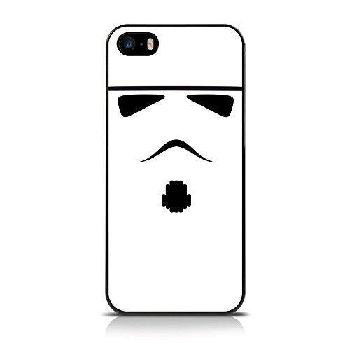 CallCandy Coque avec motif Star Wars d'inspiration Boba pour iPhone 5S Trooper