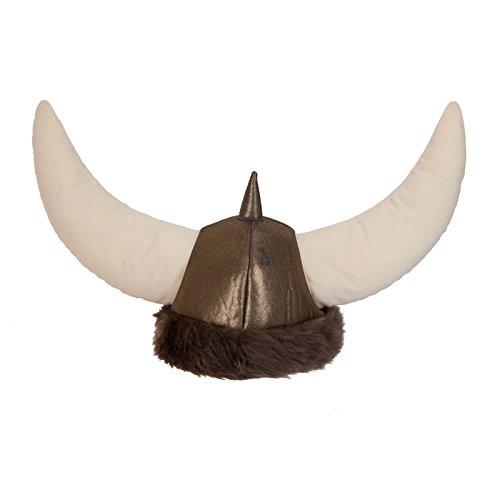 Viking Kostüm Deluxe - Deluxe Viking Helmet (soft)