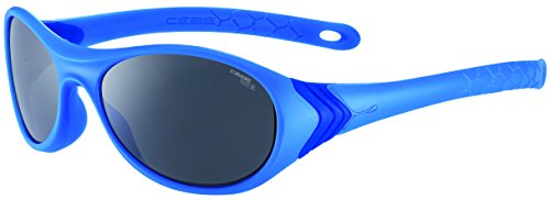 Cébé Kinder Cricket Sonnenbrille, Matt Dark Blue, 3-5 anni