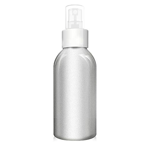 Beauty360 Spray Flasche für Parfüm Toner Aluminium Hochwertige Lagerung Reisesets Bulk Kosmetik Gläser Aluminium Körper und PP Pumpe ()