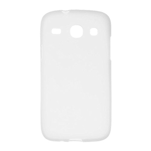Snoogg AirIce Series Super Thin Soft TPU silicon Cover for Samsung Galaxy Core I8260 - Transparent  available at amazon for Rs.99