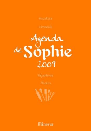 Agenda de Sophie 2009 (l')