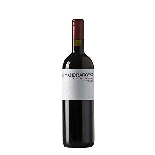 Mandrarossa vino Cabernet Sauvignon Serra Brada Mandrarossa Sicilia DOC 2015 - 1 Bt. 0.75L