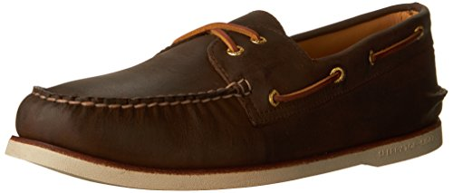 Sperry Herren Bootsschuh Gold 2-Eye (Gold Cup Sperry)