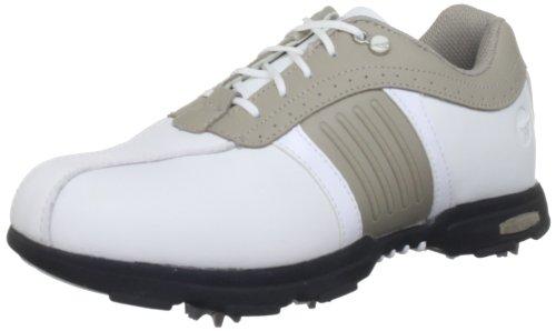 Hi-Tec Milano G001790/013/01 Damen Golfschuhe, weiß (white/stone), 37,5 EU / 4,5 UK