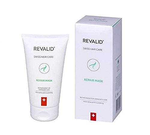 Intensive Anti-schuppen-behandlung Shampoo (REVALID Repair mask Protein Allantoin und Panthenol B5 150ml)