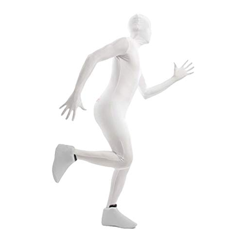 Morphsuits Schuh, Silber, One Size
