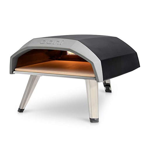 Ooni Koda Gas-Powered Outdoor - Horno para pizza
