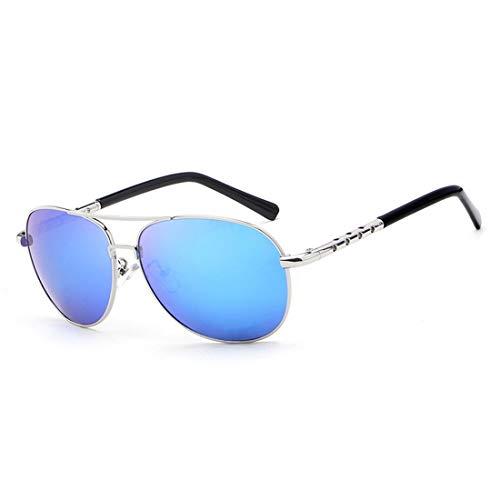 Xiaochou@sl Mode HDCRAFTER E002 UV-resistenter Farbfilm polarisierte Sonnenbrille für Männer klar (Artikelnummer : Hc0613b)