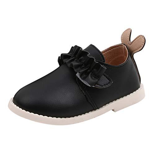 HDUFGJ Mädchen Kurze Stiefel Prinzessin Schuhe Blumen Schuhe Kinderschuhe Leichtgewicht Jungen Turnschuhe Mädchen Laufschuhe Outdoor Schuhe Bequem Weicher Boden Fitnessschuhe