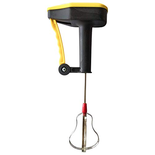 Buyerzone Power-Free Hand Blender and Beater with High Speed Operation (Assorted Color)