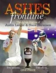 Ashes Frontline: The Ashes War Diaries of Steve Harmison and Justin Langer (Autobiography/Personalities)