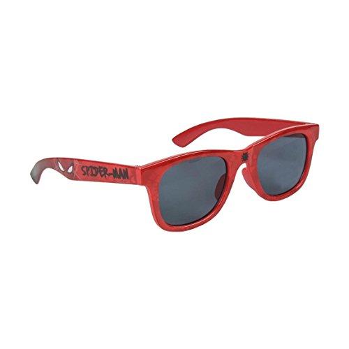 Spider-man 2500000868 occhiali da sole, bambino, protezione uv 400