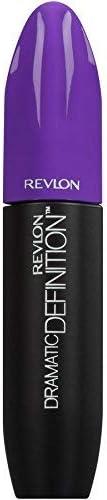 Revlon Dramatic Definition- Waterproof Mascara, Black, 8 ml