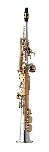 Yanagisawa Sopran-Saxophon, silber