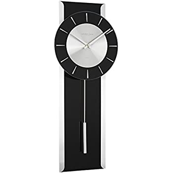 Hermle Pendulum Clocks 70974 000711 Wall Clock Amazon Co