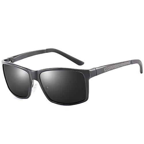 DZBMY Sonnenbrillen für Herren Polarisierte Aluminum-Magnesium Carbon-Fiber Sportarten Die Brillen Angeln
