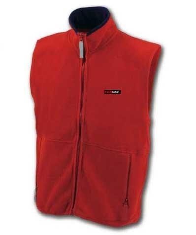 Chaleco Polar Calefactable Redd (L)