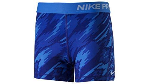 Nike G Np Cl Short Boy Aop2 - lt photo blue/lt photo blue/bl, Größe:L (Boys Blue Nikes)