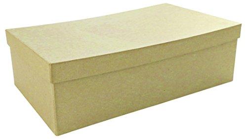 Decopatch XXS bt9011o rechteckig Box, braun