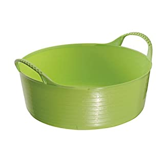 Tubtrugs SP5PST Flexible Pistachio Extra Small 5 Liter/ 1.3 Gallon Capacity Tubtrugs SP5PST Flexible Pistachio Extra Small 5 Liter/ 1.3 Gallon Capacity 317ZJf26WJL
