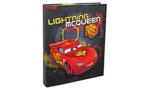 Undercover CAIM0310 - Disney Pixar Cars Ringbuch, A4 Preisvergleich