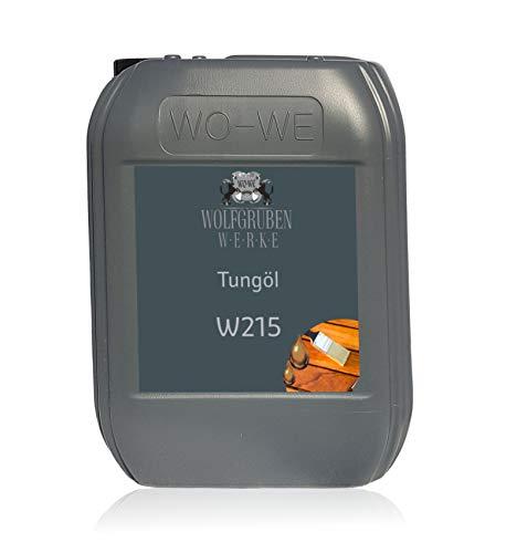 Tungöl Tung Oil Pflege Holzpflege Bangkiraiöl Holzöl Chinaöl Möbelpflege - 1L