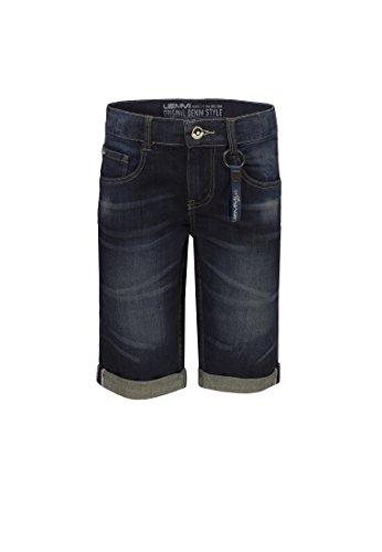 Lemmi Jungen Shorts Bermudas Jeans Boys MID 1880338013, Gr. 152, Blau (Blue/Black Denim/Blue 0011) Boys Blue Denim