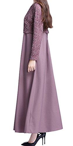 Alisa.Sonya Damen Kleid Violett