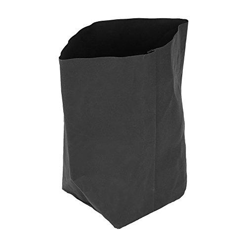 Waschbare Kraftpapier-Tüte Multifunktions-Aufbewahrungstasche für Zuhause, Büro, wiederverwendbare Blumentöpfe M