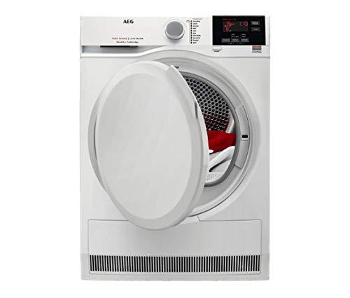 AEG–secadora t7dbg8418kg Clase A + + A condensación