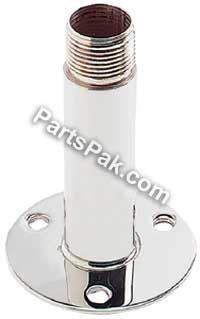 Stainless Steel STRAIGHT ANTENNA BASE 1