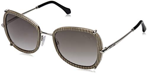 Roberto Cavalli Damen Sunglasses Rc1028 16B 56 Sonnenbrille, Silber,