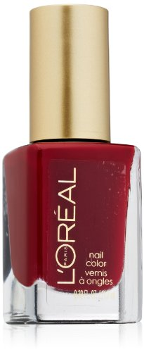 L\'Oreal Paris Color Riche Nail Varnish, 460 Red Tote, 11ml