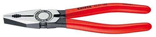 Knipex Kombizange Länge: 215 mm, 1 Stück, 03 01 160 SB